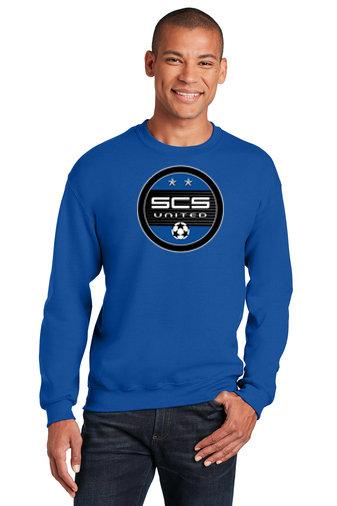 SCS-Crewneck Sweatshirt-Round Logo
