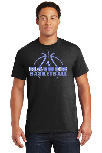 SVBBBall-Short Sleeve Shirt-Logo 2