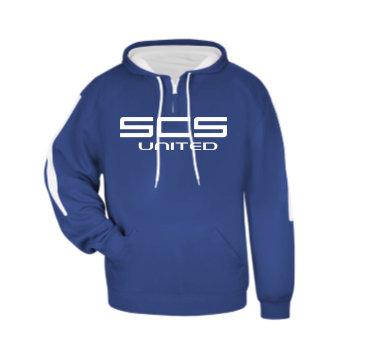 SCS-Badger Sideline Hoodie