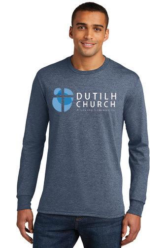 DutilhChurch-Long Sleeve Shirt