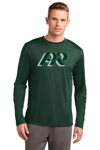 PRHance-Youth Long Sleeve Dri Fit-PR Logo