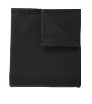 FlashSale!-Black Fleece Blanket