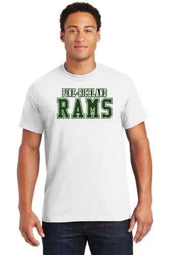 PRHance-Youth Short Sleeve-PR Rams Design