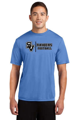 SVJuniorFootball-Short Sleeve Dri Fit Shirt