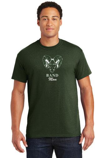 PRBand-Short Sleeve Shirt-Ram Logo