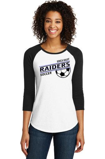 SVGirlsSoccer-Women's Baseball Style Shirt
