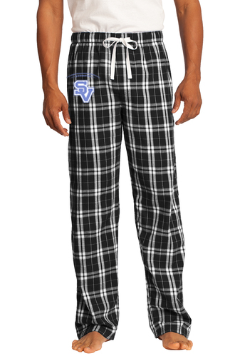 SVJuniorFootball-Unisex Flannel Pants