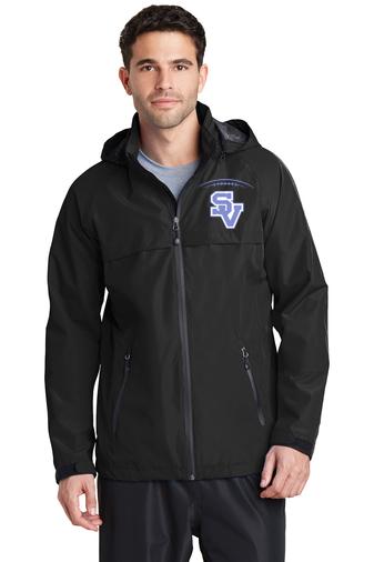 SVJuniorFootball-Men's Water Proof Jacket
