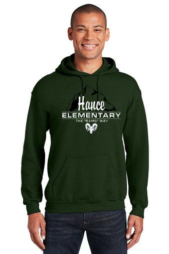 PRHance-Youth Hoodie-Hance Logo