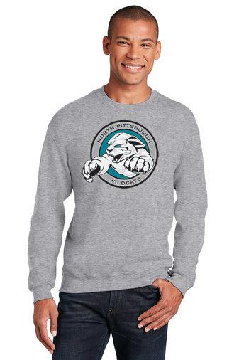 NP Wildcats-Crewneck Sweatshirt
