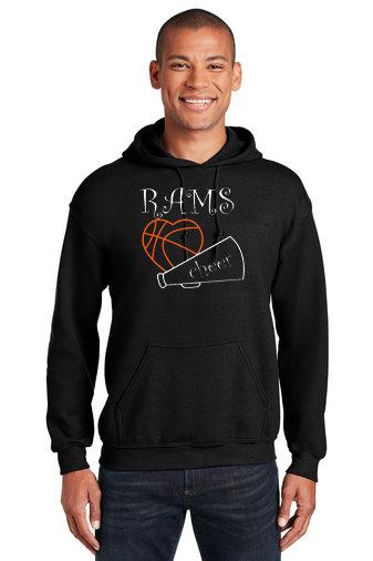PRCheer-Hoodie-PR Rams Basketball Logo