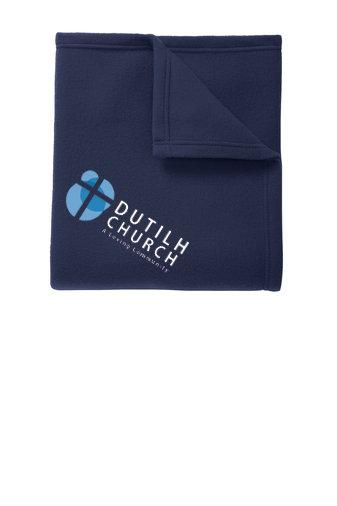 DutilhChurch-Stadium Blanket