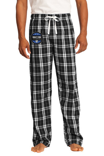 SCS-Unisex Flannel Pants