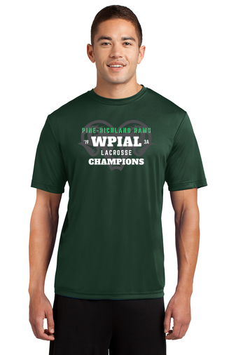 PR WPIAL Champs-Short Sleeve Dri Fit Shirt