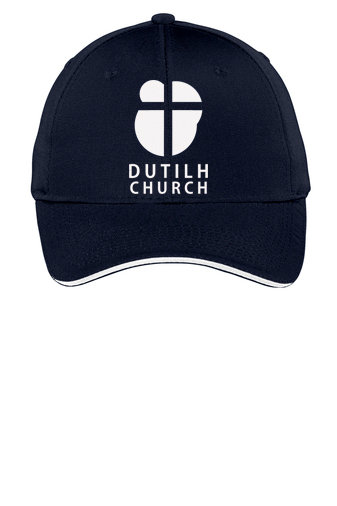 DutilhChurch-Cotton Twill Adjustable Hat