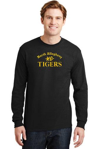 NAXC-Long Sleeve Shirt (100% Cotton)