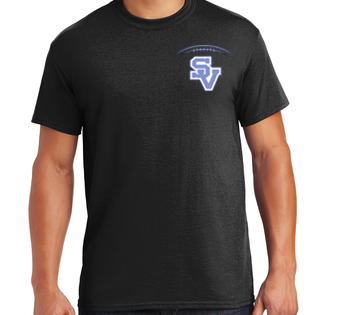 SVFootball-Short Sleeve Shirt-Left Chest