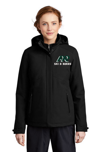 PRSkiClub-L405-Women's Water Proof Jacket