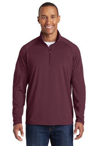AmbridgeVolleyball-Men's Sport Wick Quarter Zip