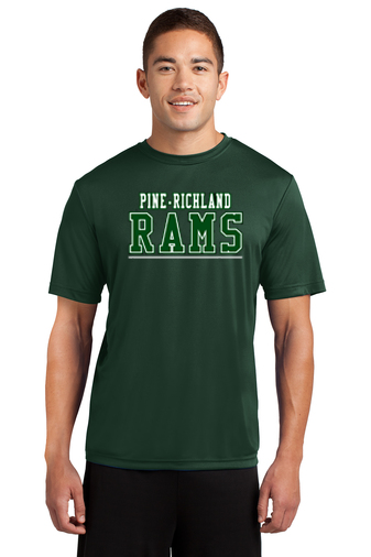 PREden-Youth Short Sleeve Dri Fit-PR Rams Design