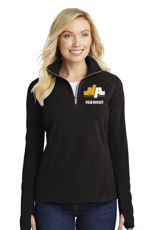NAFH-Women's Quarter Zip Fleece Jacket