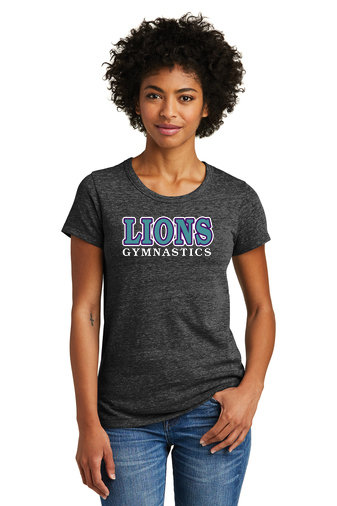 LionsGymnastics-Women's Alternative Apparel Soft Style Shirt