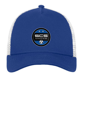 SCS-New Era Trucker Hat