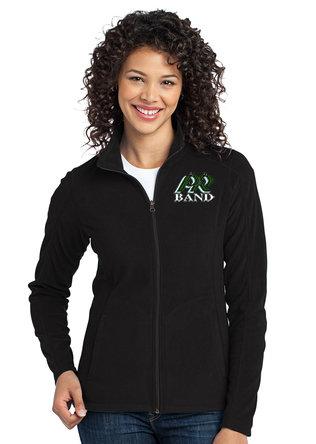 PRBand-Women's Full Zip Fleece Jacket