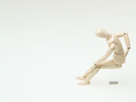 「腰痛・ぎっくり腰」について掲載しました