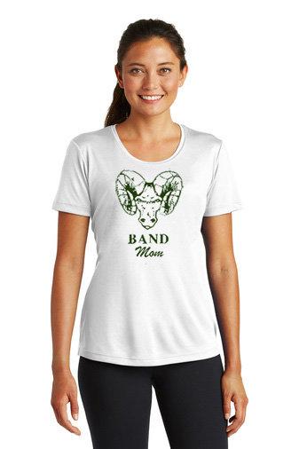 PRBand-Women's Short Sleeve Dri Fit-Ram Logo
