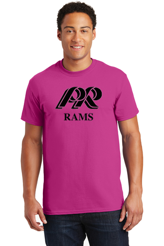 PRHS-Short Sleeve Shirt-Pink Design