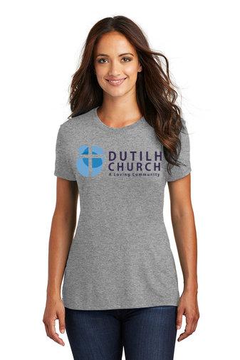 DutilhChurch-Women's Relaxed Short Sleeve Shirt