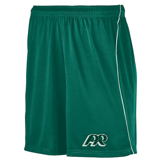 PRHance-Athletic Shorts With Piping