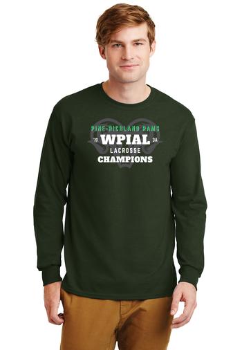PR WPIAL Champs-Long Sleeve Shirt