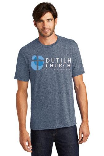 DutilhChurch-Youth Short Sleeve Shirt