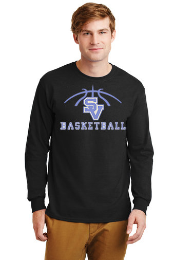 SVBBBall-Long Sleeve Shirt