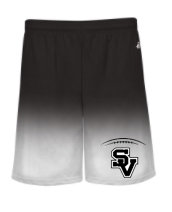 SVFootball-Badger Ombre Shorts