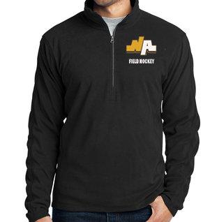 NAFH-Men's Quarter Zip Fleece Jacket