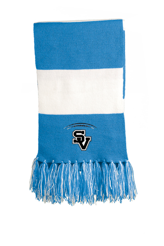 SVFootball-Striped Scarf