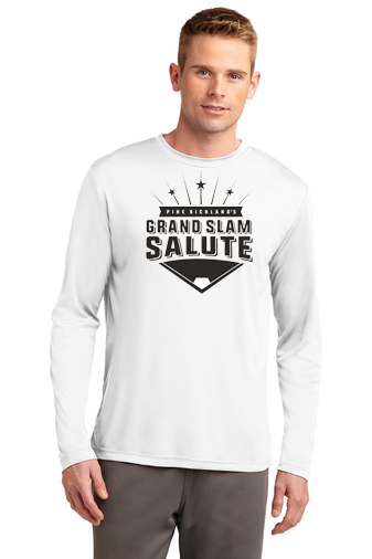 Grand Slam August 6th Weekend-Youth Long Sleeve Dri Fit Shirt