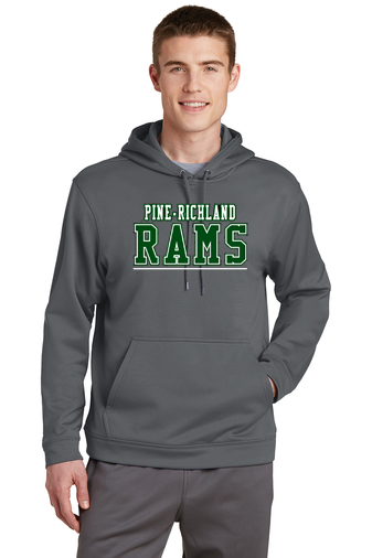 PREden-Performance Hoodie-PR Rams Design