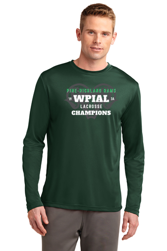 PR WPIAL Champs-Long Sleeve Dri Fit Shirt