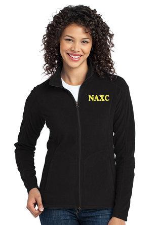 NAXC-Women's Full Zip Fleece Jacket