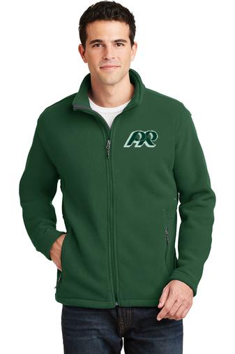 PRHance-Men's Full Zip Fleece Jacket