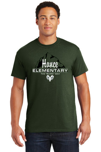 Hance-Short Sleeve-Hance Design