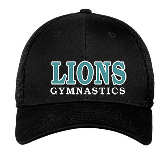 LionsGymnastics-Adjustable New Era Hat