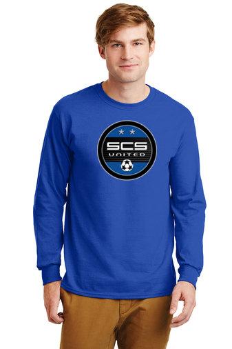 SCS-Long Sleeve Shirt-Round Logo
