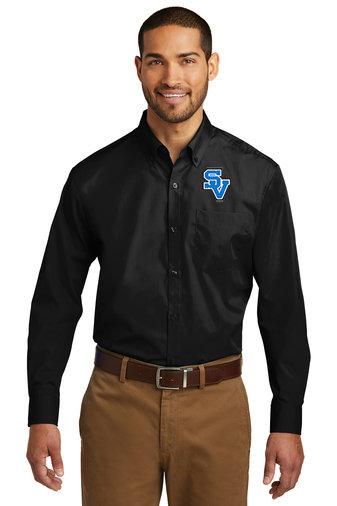 SVEvansCity-Men's Button Down Shirt