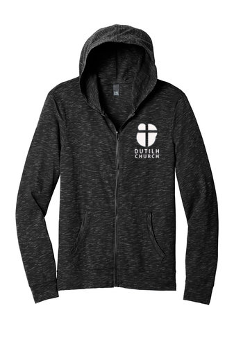 DutilhChurch-Men's Full Zip Hoodie