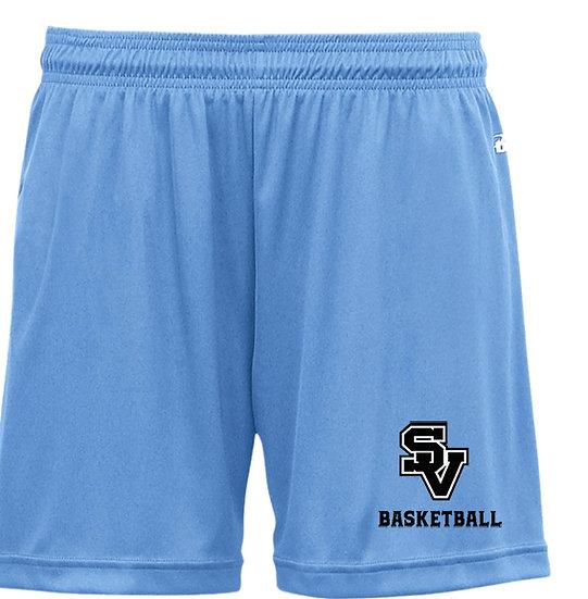 SVGBBall-Athletic Mesh Shorts
